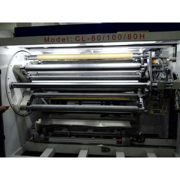 PE verpakking Film Making Machine