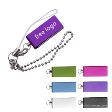 Mini Swivel OTG USB Flash Drive Custom