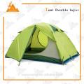 205 * 205 * 120 cm doppelt Person wasserdichte Doppelschicht im freien Camping dauerhafte Gang Picknick Zelt