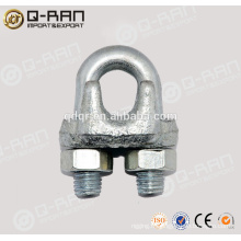 Heavy Duty Clamp/gréement câble pince Drop forgé robuste pince
