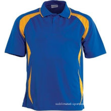 Short Sleeve Xs - 5xl 100% Polyester Glof Sublimation Polo Shirt For Man