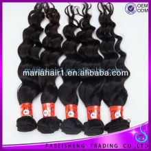 Fabeisheng best selling new style wave supply 5a cheap 100% remy indian hair