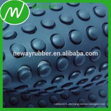 Pequeña píldora de carbón de goma del OEM de la fábrica china