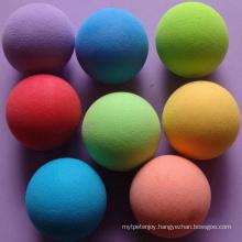 Educational floating toys Eva foam ball