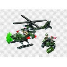 Attack Series Designer Chase Combatzones Blocks Toys