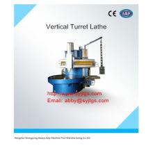 Nuevo Torno Turret Vertical para la venta con el mejor precio en la acción ofrecido por la máquina vertical grande de la máquina del torno de torreta