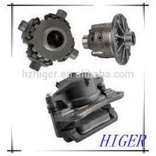 piezas de aluminio de la máquina / piezas de repuesto para equipos / repuestos de equipos pesados