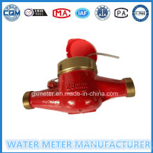 Impulse Transfer Water Meter for Hot Water (Dn15-25mm)