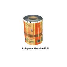 VMCPP / Metallisierte CPP Film Mcpp für Verpackungsmaterialien Rolls