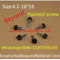 Color Head Screw Self Drilling Screw