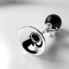 Gedruckte Fahrrad Air Horn