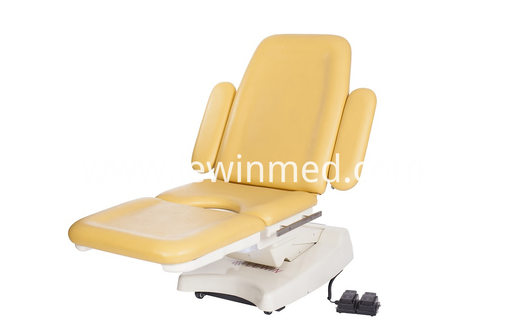 Low Position Gynecology Obstetric Electric Delivery Table