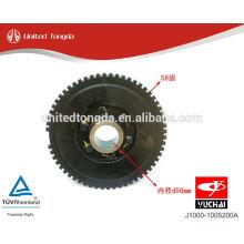 YUCHAI engine YC6J silicone oil damper J1000-1005200A