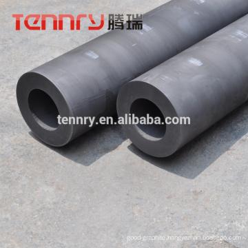 Chinese Supplier High Density Graphite Tube For Degassing