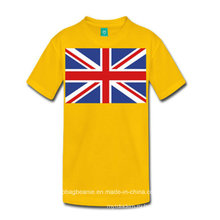 Новый Стиль Национальный Флаг T Рубашка