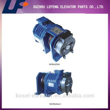 LF-MONA 200A/A1 Elevator Gearless Traction Machine, Elevator Parts, Elevator Component