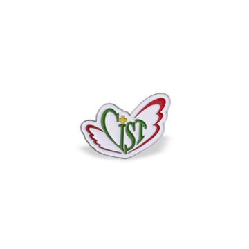 Insigne émail coloré personnalisé avec des couleurs (GZHY-SE-021)