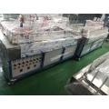 Machine automatique de peinture par pulvérisation à haute efficacité