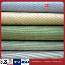 Tissu de coton en coton fabriqué en Chine