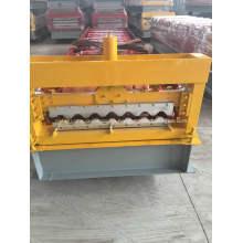 Профилегибочная машина для производства металлочерепицы