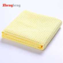 100% Microfiber Material Pineapple Mesh Towels and Cloth