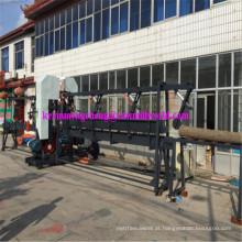 O vertical gêmeo automático do CNC considerou a máquina de corte de madeira da eficiência elevada
