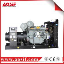 Générateur CA 3 phases, triphasé triphasé Type de sortie Générateur 600KW 750KVA