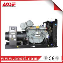 AC 3 Phase generator,AC Three Phase Output Type 600KW 750KVA generator