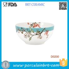 Simplesmente fino Chirp Cerâmica Sobremesa Bowl Set