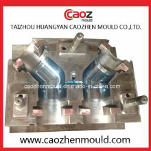 45 Grad Kunststoff-Einspritzung PVC-Rohr-Montage-Form