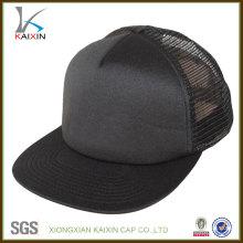 Le billard vide fait sur commande promotionnel de maille de coton de chapeau de camionneur fait sur commande