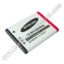Câmera Samsung bateria SLB-0837B
