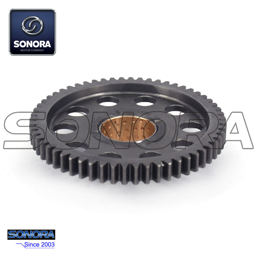 NC250 Crankshaft Start Gear (3)
