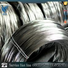 Высокая прочность на разрыв 316 2,0 мм пружинная проволока из нержавеющей стали, изготовленная в Китае, используется для подъема