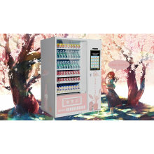 Hot Sale New Combo Drink & Snack and Bean Coffee Vending Machine (Fresh Air)