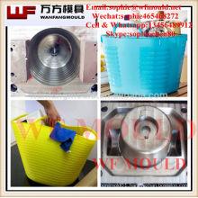 OEM Custom plastic household laundry basket injection moulds