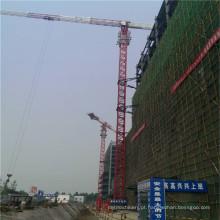 Guindaste de torre plano superior feito na China - Hst 7528