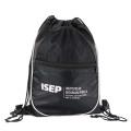 Nylon drawstring backpack bag