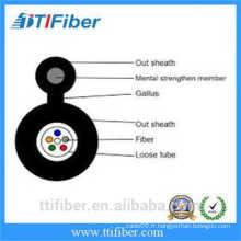 Câble à fibre optique autoportant extérieur à 12 monomètres à monomode
