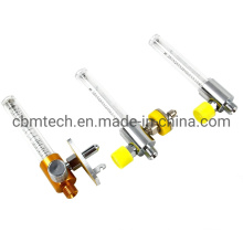 Float Medical Air Flowmeter with Adapters