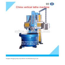 China máquina de torno vertical Precio de venta caliente en stock