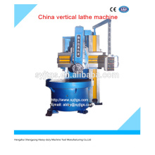 China vertical lathe machine Price for hot sale in stock