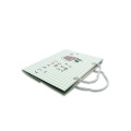 Portable shopping bag  with handle