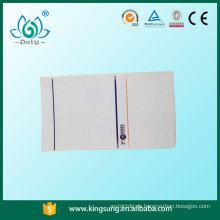 Express-Frachtbrief-Etikett / Luftfrachtbrief-Etikett / Logistik-Label