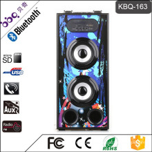 BBQ KBQ-163 10W 1200mAh High Quality MP3 Best Portable Bluetooth Speaker