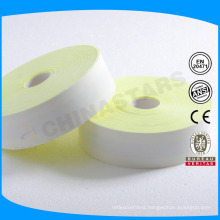 100% arimid fluorescent yellow fire-resistant reflective tape