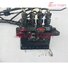 S4K fuel feed transfer pump S4K oil cooler