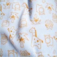 Прекрасные ткани из флисовой ткани с мультяшным рисунком