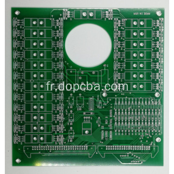Circuit imprimé LED de la carte à circuit imprimé 2Layer FR4