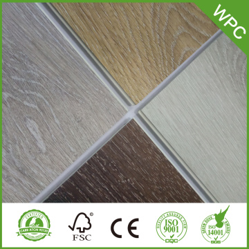 Anti-slip yta wpc golv 5.5mm